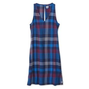 Kavu Dresses - Kavu Rita Plaid Sleeveless Dress